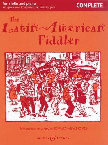 Latin American Fiddler By Edward Huws Jones