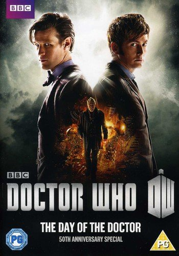 Doctor Who: The Day of the Doctor – 50th Anniversary Special