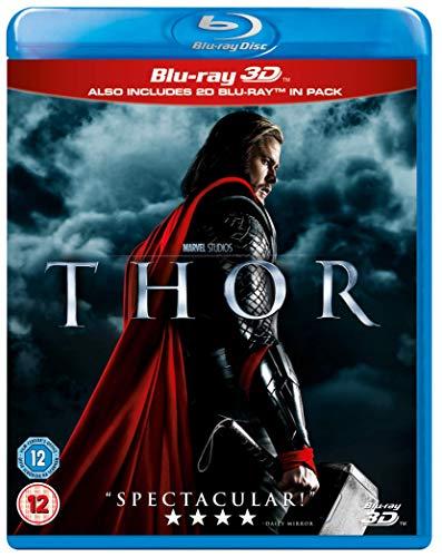 Thor (Blu-ray 3D + Blu-ray)