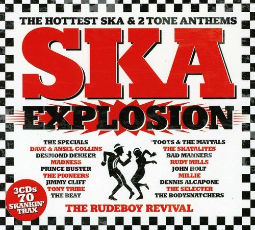Various Artists - Ska Explosion By Various Artists