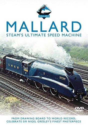 Mallard - Steam's Ultimate Speed Machine