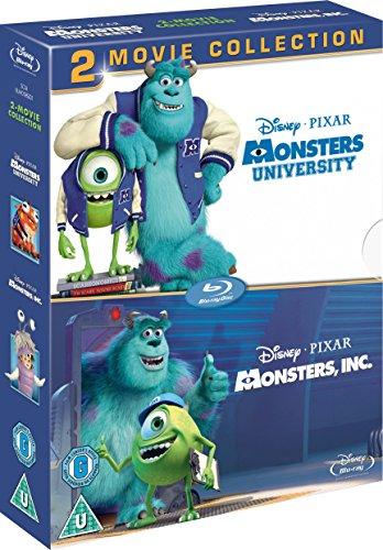 Monsters Inc. / Monsters University