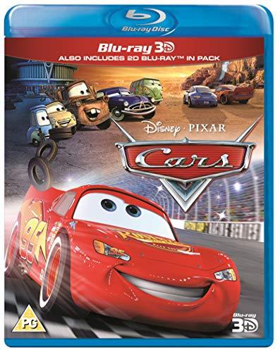 Cars (Blu-ray 3D + Blu-ray)