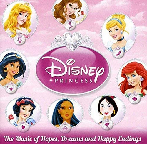 Various Artists - Disney Princess - The Collection By Various Artists