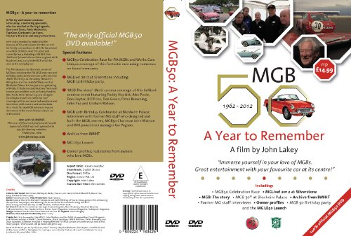 MGB50:A Year to Remember