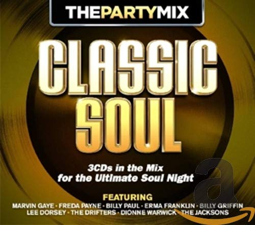 Various Artists - The Party Mix - Classic Soul