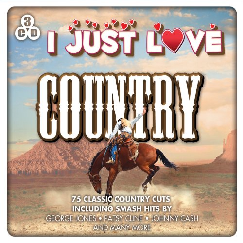 Various Artists - I Just Love Country By Various Artists