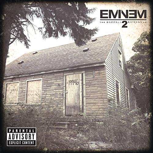 Eminem - The Marshall Mathers LP 2 By Eminem