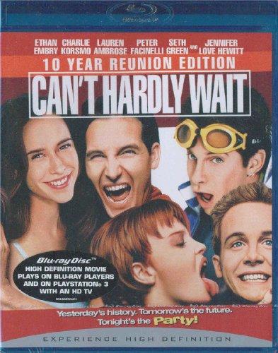 Can't Hardly Wait 10 Year Reunion Edition (Blu Ray 2008) Region Free