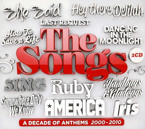 Various - The Songs - A Decade Of Anthems