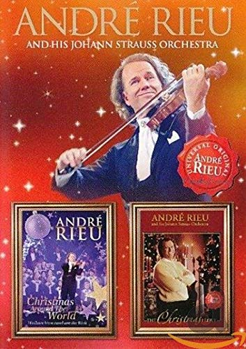 Johann Strauss Orchestra Netherlands - André Rieu: Christmas Around The World/The Christmas I Love [