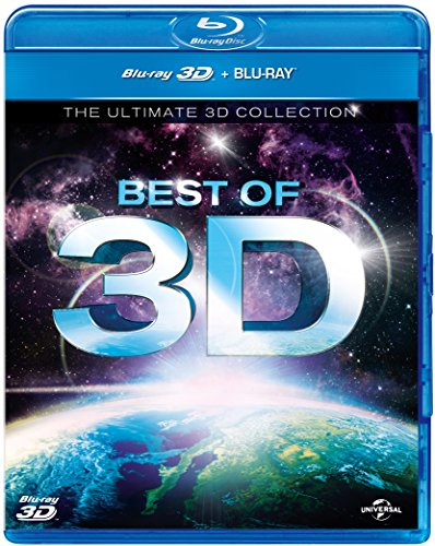 Best of 3D: The Ultimate 3D Collection
