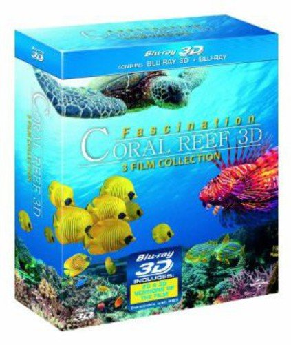 Fascination Coral Reef 3D: 3 Film Collection