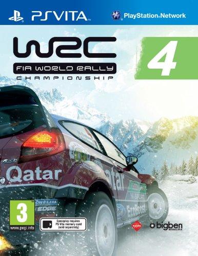 WRC 4: World Rally Championship (Playstation Vita)