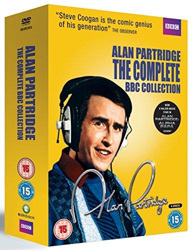 Alan Partridge - Complete BBC Collection