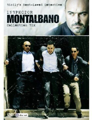 Inspector Montalbano Collection Six