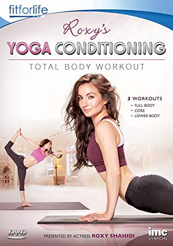 Roxys Yoga Conditioning Total Body Workout - Fit for Life Series