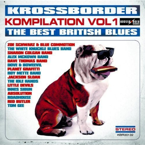 Various Artists - Krossborder Kompilation Volume 1