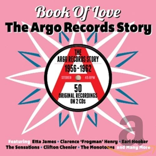 Various Artists - Book Of Love: The Argo Records Story By Various Artists