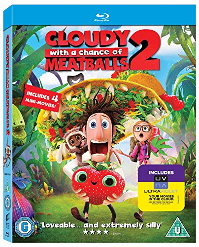 Cloudy with a Chance of Meatballs 2: Revenge of the Leftovers   [Region