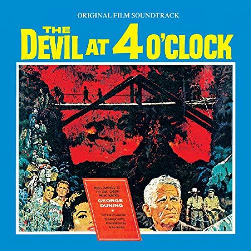 Original Film Soundtrack - The Devil At 4 O'Clock