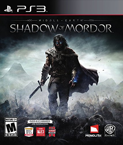 Ps3 - Middle Earth: Shadow of Mordor - Legion Edition