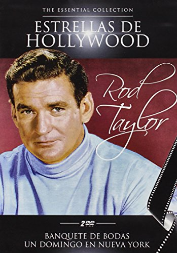 Rod Taylor: The Catered Affair (1956) / Sunday in New York (1963) - Region Free PAL Double-DVD