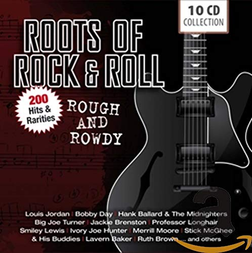 Willie Nix - Roots of Rock & Roll: Rough and Rowdy, 200 Hits & Rarities