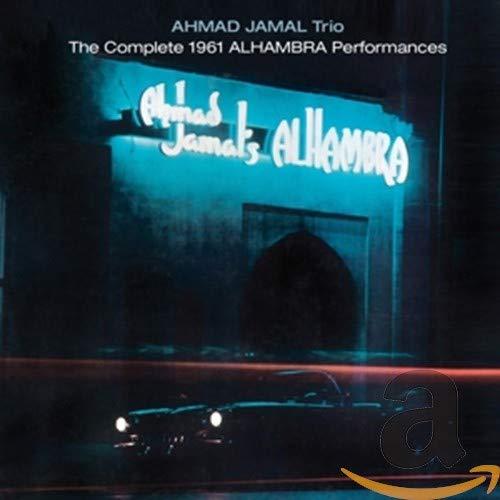 Ahmad Jamal Trio - The Complete 1961 Alhambra Performances + 12 bonus tx (2CD)