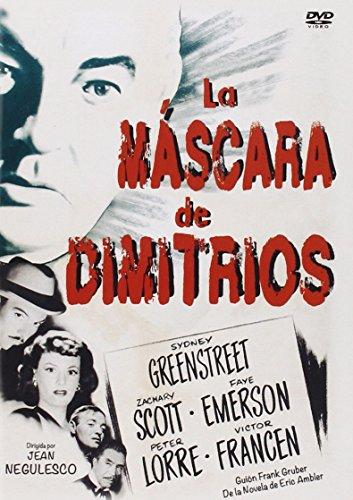 La Mascara De Dimitros (Import)