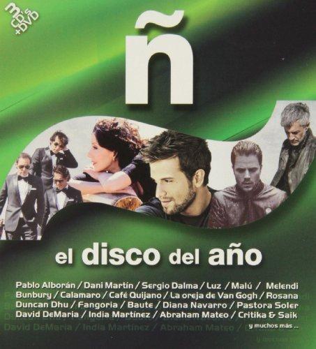 N-EL DISCO DEL ANOS / VARIOUS - N-El Disco Del Anos / Various