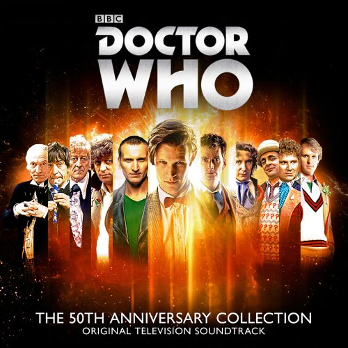 O.S.T. - Doctor Who: The 50th Anniversary Collection (4CD) By O.S.T.