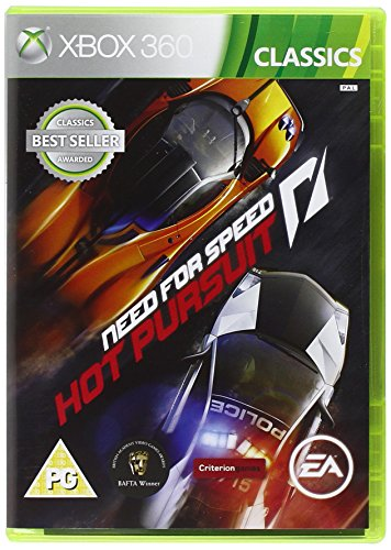 Need for Speed Hot Pursuit Classics (Xbox 360)