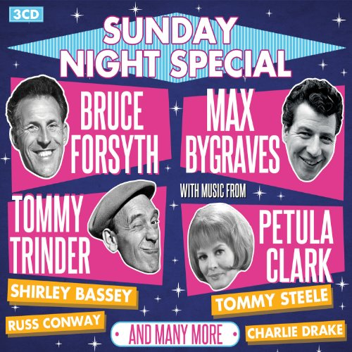 Various Artists - Sunday Night Special