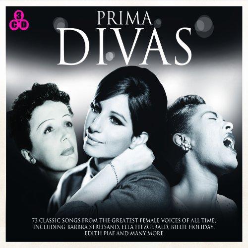 Various Artists - Prima Divas By Various Artists