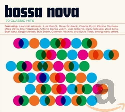 Various Artists - Bossa Nova  - 70 Classic Hits