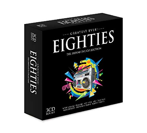 Various Artists - Greatest Ever Eighties