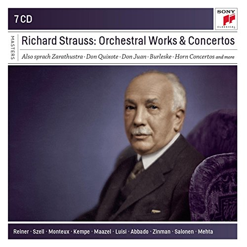Various - Richard Strauss: Orchestral Works and Concertos