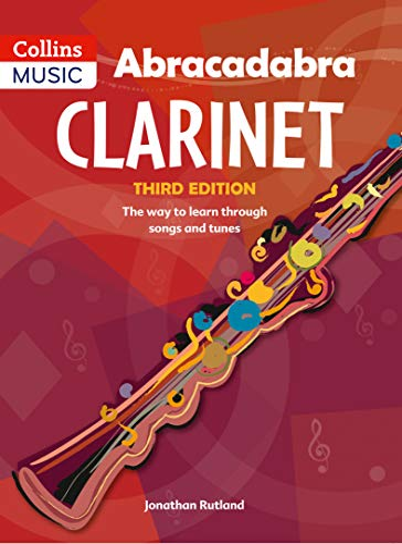 Abracadabra Clarinet - Third Edition - Sheet Music By Jonathan Rutland