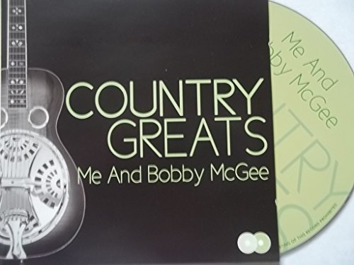 Various Artists - VARIOUS ARTISTS Country Greats Me And Bobby McGee CD