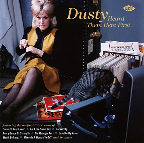 Various Artists - Dusty Heard Them Here First