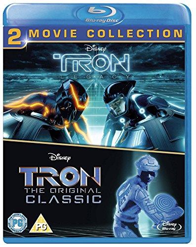 Tron Original & Tron Legacy BD