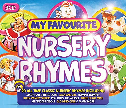 Various - My Favourite Nursery Rhymes By Various