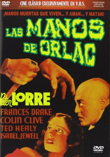 Mad Love (1935) - Region Free PAL, plays in English without subtitles