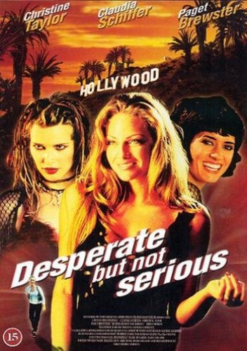 Desperate But Not Serious 2000 Region 2 Pal Plays In English Without Subtitles Used 5706141745965 Films At World Of Books Speaker has a received pronunciation accent. world of books