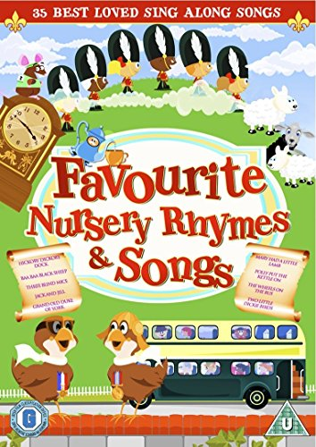 Favourite Nursery Rhymes and Songs