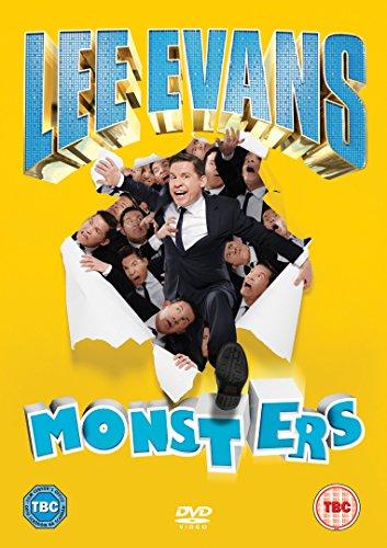 Lee Evans: Monsters