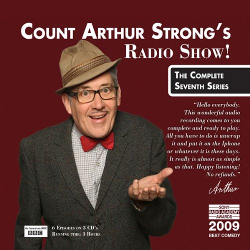Count Arthur Strong's Radio Show!: The Complete Seventh Season By Count Arthur Strong