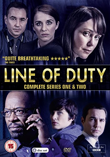 Line of Duty: Complete Series 1 & 2