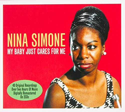 Nina Simone - My Baby Just Cares For Me By Nina Simone